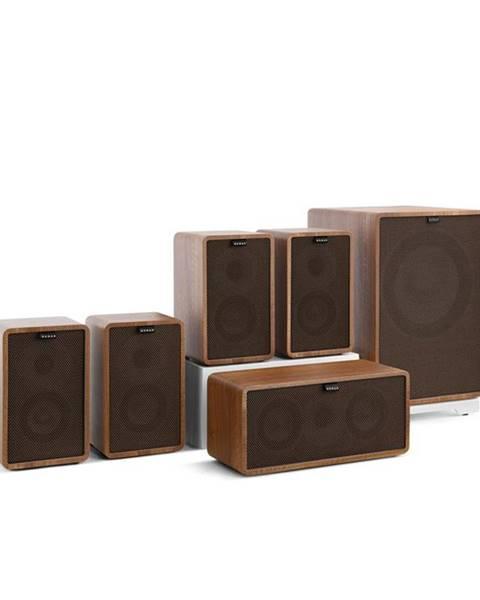 Numan Numan Retrospective 1979-S 5.1 Soundsystem ořech včetně černo-hnědého krytu