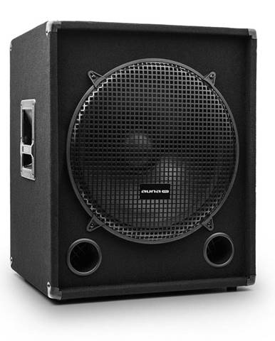 """Auna Pro PW-1018-SUB MKII, pasivní PA subwoofer, 18"""" subwoofer, 600 W RMS/1200 W max."""