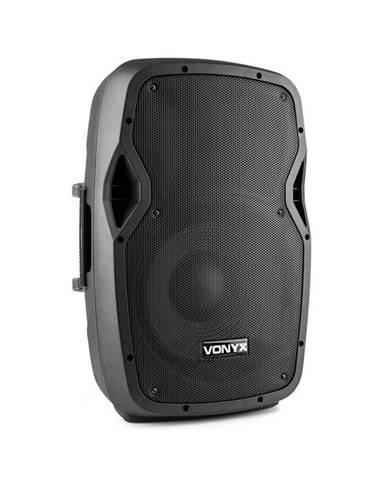 "Vonyx AP1200ABT MP3, hi-end aktivní reproduktor, 600 W, 12 "", bluetooth, MIC-IN, SD"