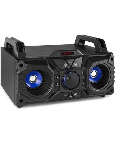 Fenton MDJ95, párty stanice, bluetooth, USB / SD / AUX, akumulátor, černá
