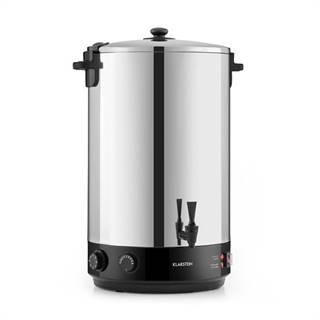 Klarstein KonfiStar 50, zavařovací hrnec, automat na teplé nápoje, 50 l, 110 °C, 120 min., ušlechtilá ocel