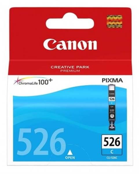 Canon Náplně a tonery - originální cartridge canon cli-526 c, azurová