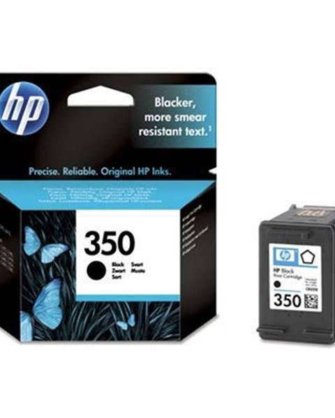 HP Náplně a tonery - originální cartridge hp cb335ee, 350, černá
