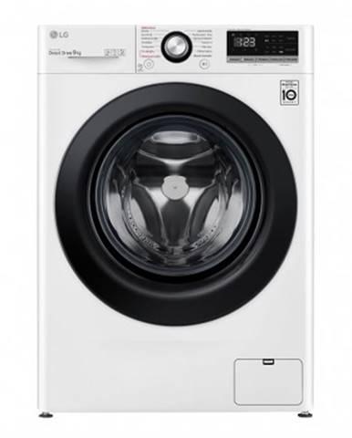 Pračka předem plněná pračka s předním plněním lg f49v3vw6w, b, 9kg