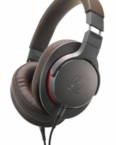 Sluchátka přes hlavu audio-technica ath-msr7bgm - brown