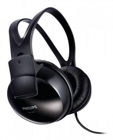 Sluchátka přes hlavu sluchátka přes hlavu philips shp1900, černá