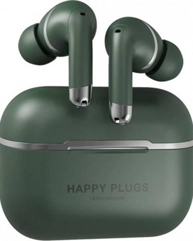Špuntová sluchátka happy plugs air 1 anc - green