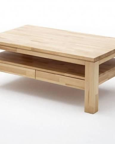 Konfereční stolek - dřevěný konferenční stolek alkor - 115x45x70