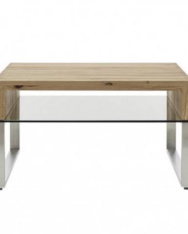 Konfereční stolek - dřevěný konferenční stolek maren - 70x39x70