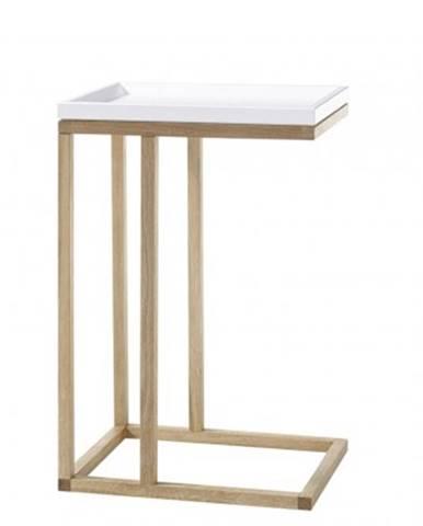 Odkládací stolek přístavný stolek juvena