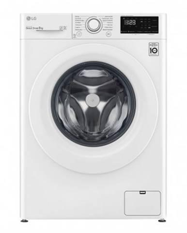 Pračka předem plněná pračka s předním plněním lg f48v3tn3w, 8kg