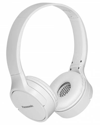 Sluchátka přes hlavu panasonic rb-hf420be-w, bílá