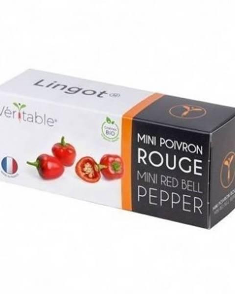 Véritable Bio mini červená paprika pro smart květináče véritable