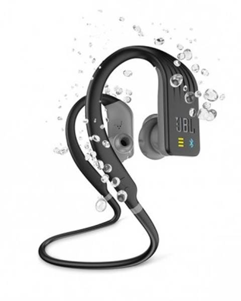 JBL Špuntová sluchátka bezdrátová sluchátka jbl endurance dive, černá