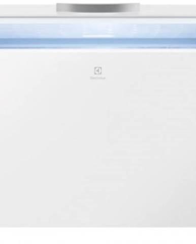 Pultový mrazák truhlicový mrazák electrolux lcb3lf38w0