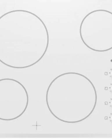 Sklokeramická deska sklokeramická varná deska bosch, 4 zóny, 60cm, u-fazeta, bílá