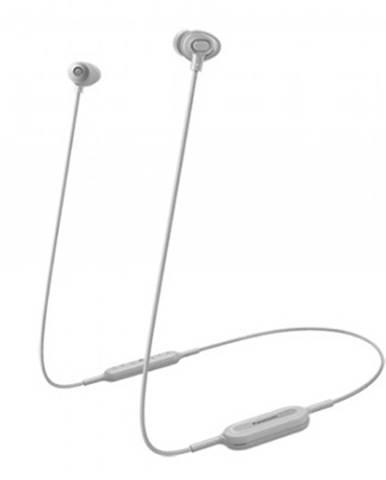 Špuntová sluchátka panasonic rp-nj310be-w
