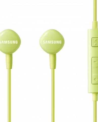 Špuntová sluchátka sluchátka samsung eo-hs1303, zelená