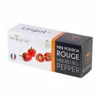 Bio mini červená paprika pro smart květináče véritable