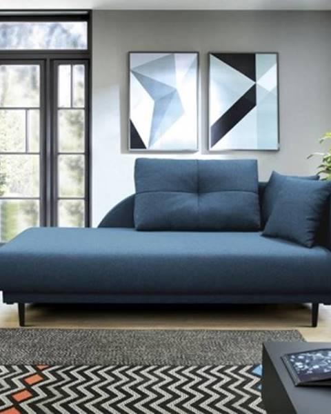 Filex Leňoška ize s úložným prostorem, pravá strana, modrá