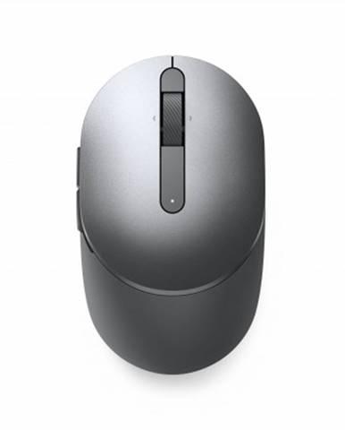 Bezdrátové myši bezdrátová myš dell ms5120w, titanově šedá