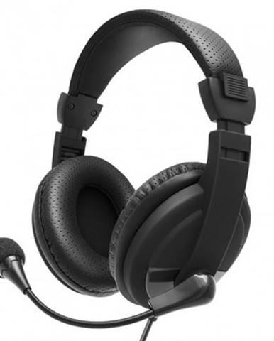 Sluchátka přes hlavu sluchátka niceboy voice intercom