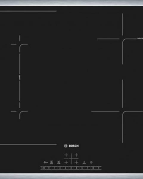 Bosch Indukční deska indukční varná deska bosch,60cm,4zóny z toho 1combizone,7,4kw