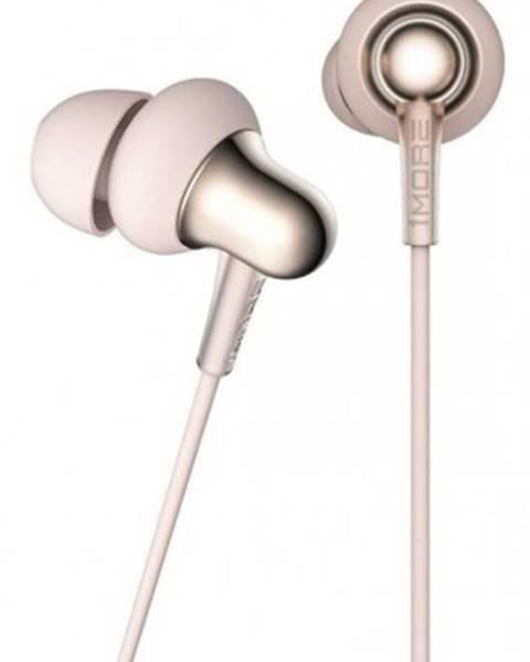 1MORE Špuntová sluchátka 1more stylish in-ear headphones gold