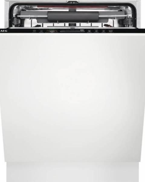 AEG Vestavná myčka vestavná myčka nádobí aeg mastery fse63707p, a+++