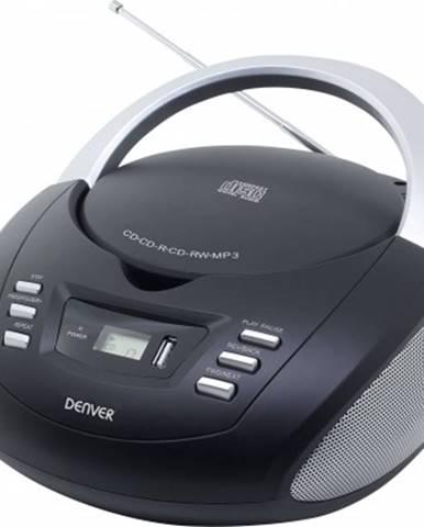 Radiopřijímač denver tcu-211