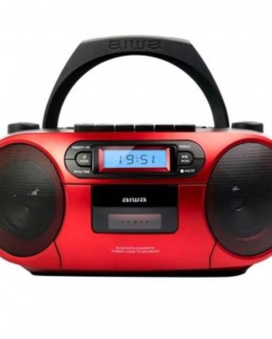 Radiopřijímač rádio aiwa bbtc-550rd