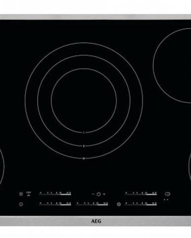 Sklokeramická deska sklokeramická varná deska aeg hk 955070 xb