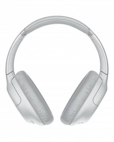 Sluchátka přes hlavu sony wh-ch710n, bílo-šedá