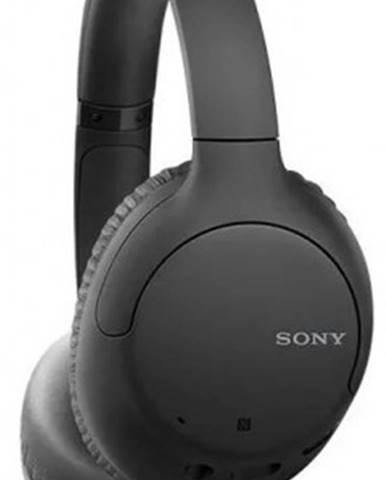 Sluchátka přes hlavu sony wh-ch710n, černá
