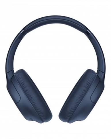 Sluchátka přes hlavu sony wh-ch710n, modrá