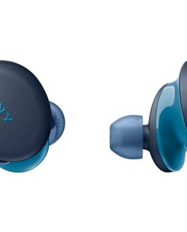 Špuntová sluchátka sony wf-xb700, modrá
