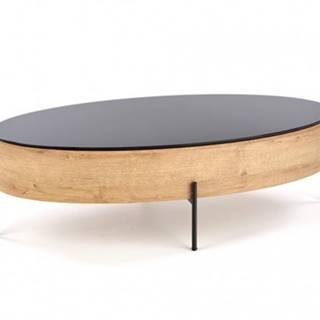 Konfereční stolek - dřevěný konferenční stolek wald