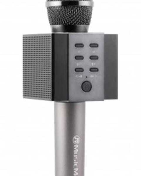 Technaxx Bluetooth karaoke mikrofon technaxx elegance, černá
