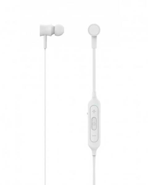 Meliconi Špuntová sluchátka mysound speak color bílá