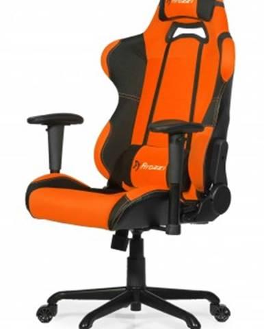 Herní židle arozzi torretta černo-oranžová torretta-or