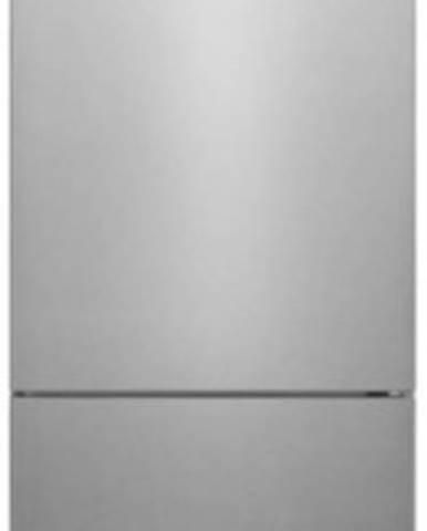 Kombinovaná lednice s mrazákem dole elecrolux lnt7me46x2