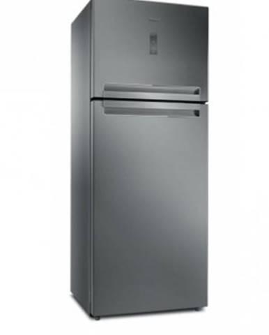 Kombinovaná lednice s mrazákem nahoře whirlpool t tnf 8211 ox