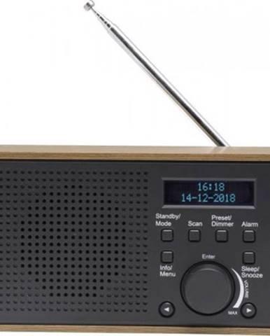 Radiopřijímač denver dab-46 použité, neopotřebené zboží