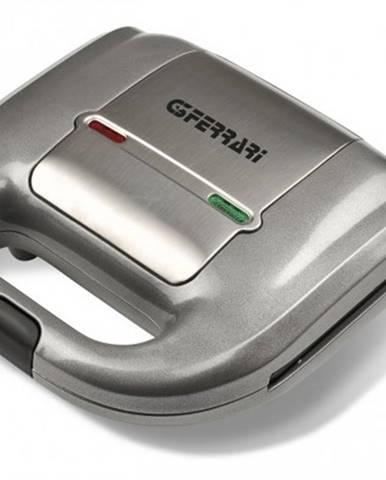 Sendvičovač sendvičovač g3ferrari g1011506, 750w, stříbrný