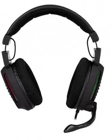 Sluchátka přes hlavu herní sluchátka tracer gamezone aligator rgb led