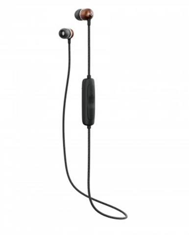 Špuntová sluchátka sluchátka do uší marley smile jamaica wireless 2-signature black