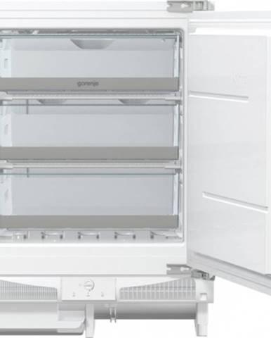 Šuplíkový mrazák skříňový mrazák gorenje fiu6092aw