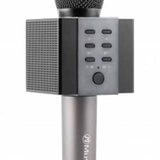 Bluetooth karaoke mikrofon technaxx elegance, černá