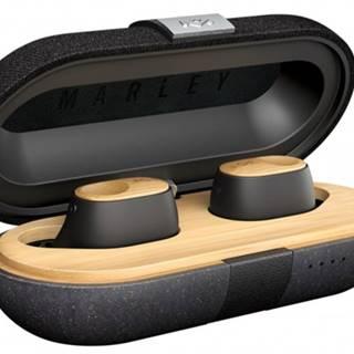 Špuntová sluchátka true wireless sluchátka marley liberate air - signature black