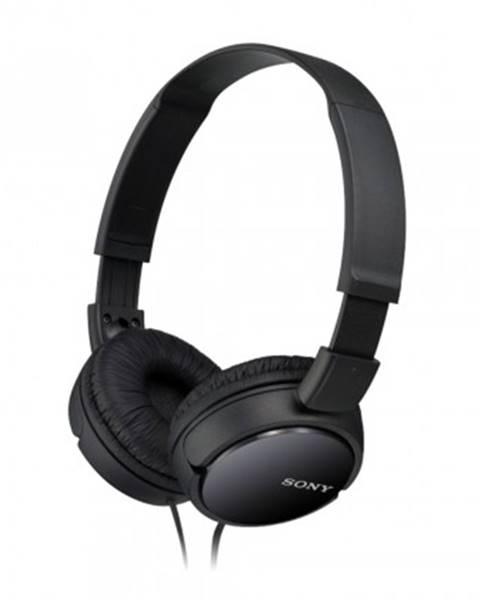 Sony Sluchátka přes hlavu sony mdr-zx110, černá